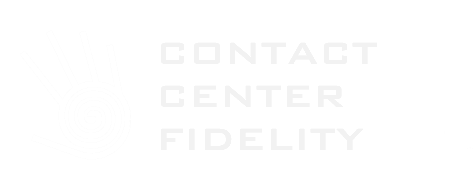 CONTACT CENTER FIDELITY : DIGITAL HAND MADE